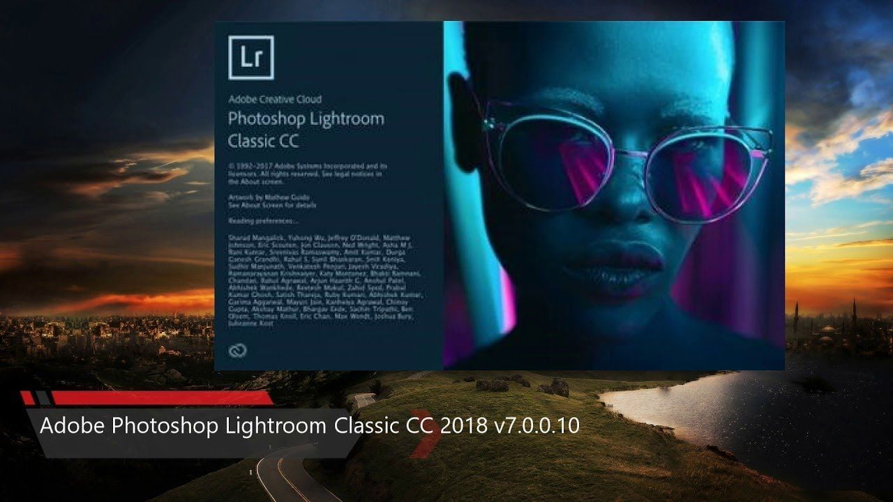 Download Lightroom Classic Cc 2018 Mac
